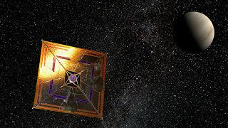 Resultado de imagen de La Nave que viajará hasta Próxima Centauri