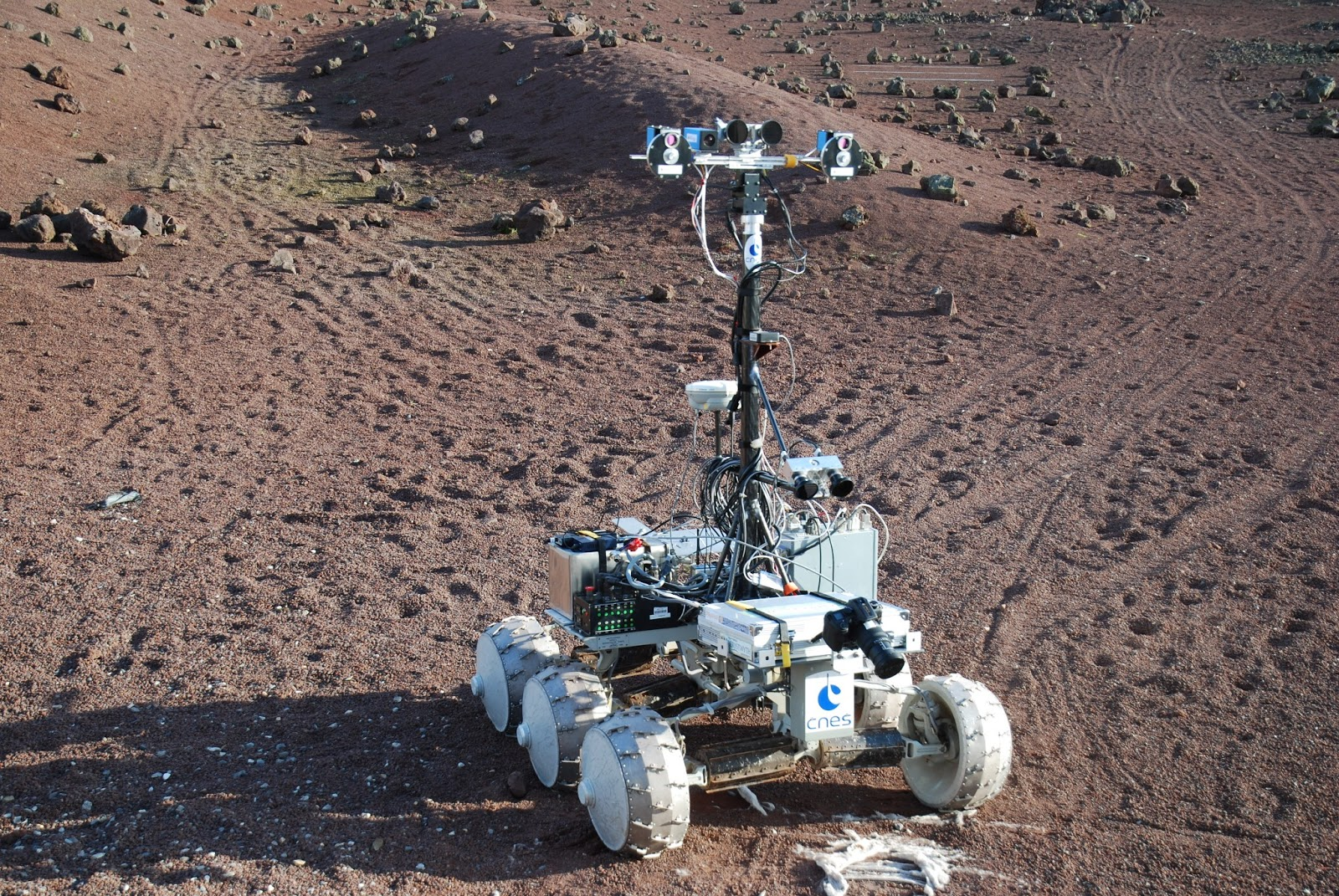 esa mars rover name - photo #23