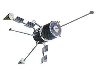 Resultado de imagen de satélite Gonets-D1M