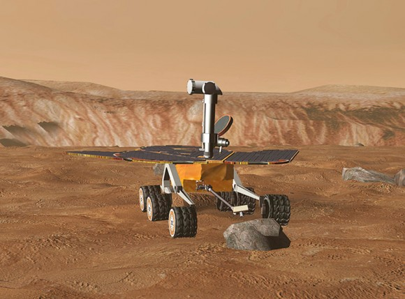 mars-exploration-rover-2003