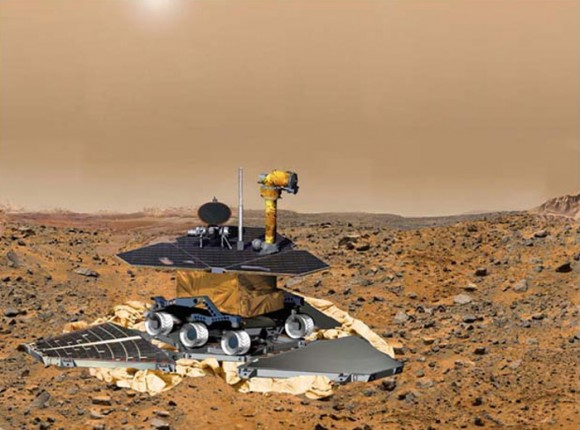 mars rover first photo -#main