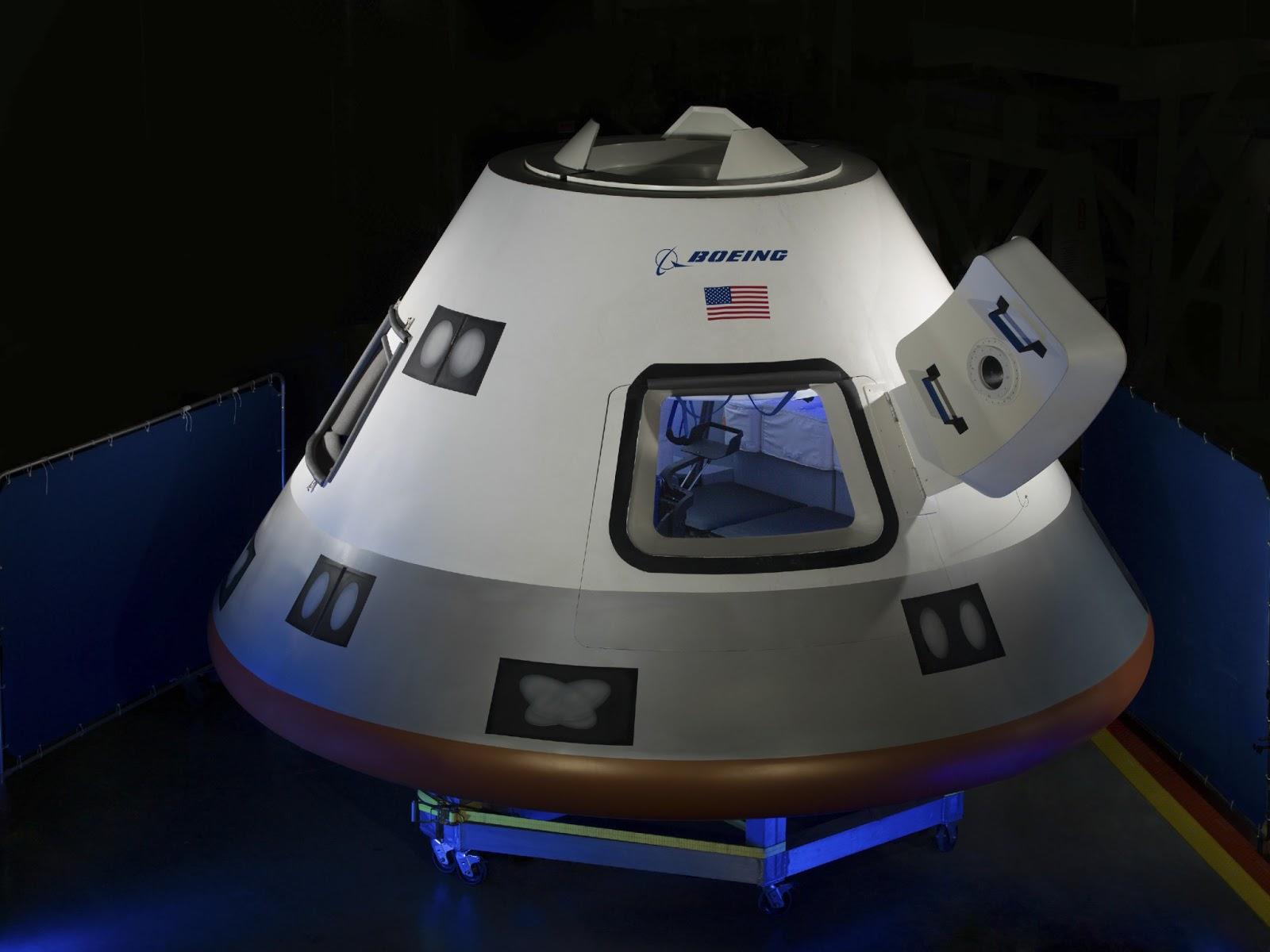 Resultado de imagen para Naves en desarrollo para la NASA
