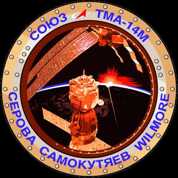 Soyuz-TMA-14M-Mission-Patch