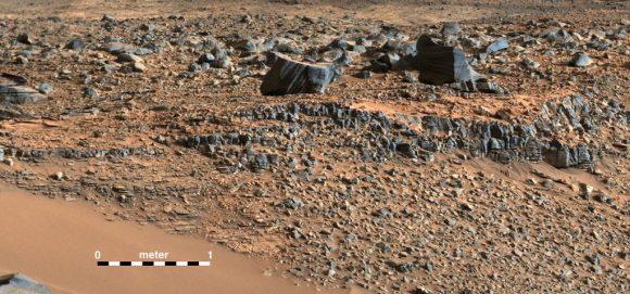 NASA-MSL-Curiosity-Rover-Pahrump-Hills-Rock-Layers-pia18476-br2