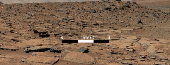 Seguimiento del Curiosity en Marte - Página 4 Curiosity-rover-kimberley-mastcam-sandstone-pia19068-figA-labeled-full-580x221