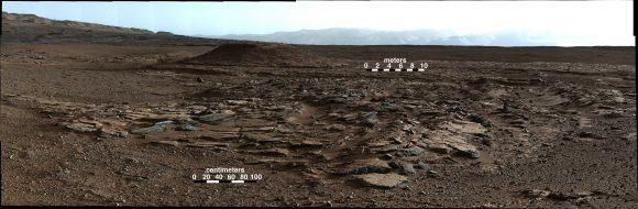 Seguimiento del Curiosity en Marte - Página 4 Mars-curiosity-rover-kimberley-panoramic-view-sandstones-mastcam-pia19070-label2-full-580x190