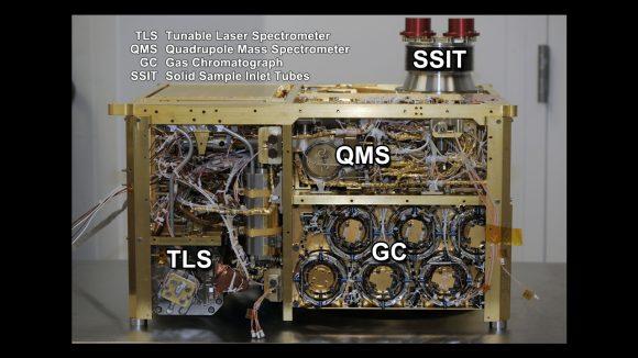 Seguimiento del Curiosity en Marte - Página 4 Sam_exposed_annotated_mahaffy1-580x326