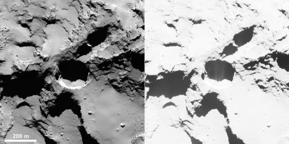 10 datos fascinantes del cometa Churyumov-Gerasimenko