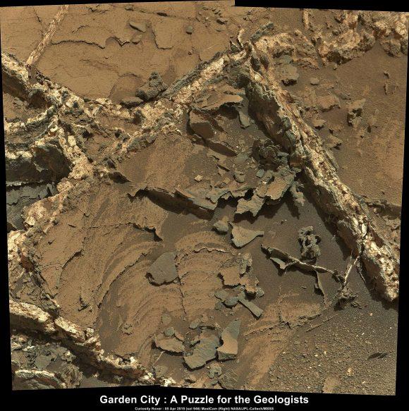 5 de abril de 2015 (NASA/JPL).