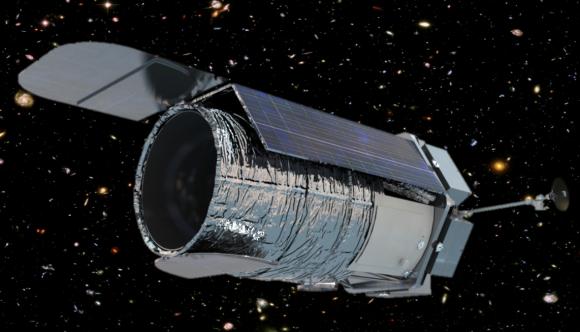 Telescopio espacial WFIRST-AFTA (NASA).