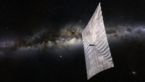LightSail (The Planetary Society).