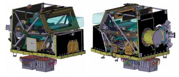 Instrumento multiespectral del Sentinel-2 (ESA).