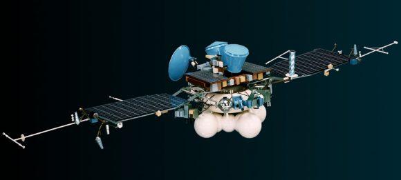 Sonda rusa Mars 96 (originalmente Mars 94) (IKI).
