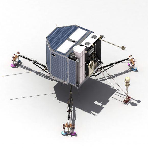 Philae (ESA).