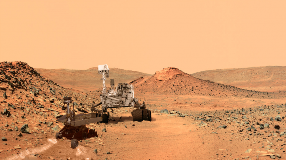 El rover de 2020 podría visitar a Spirit en las colinas Columbia (NASA).