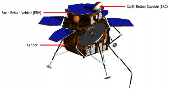 Diseño de Airbus Defence and Space para la misión PHOOTPRINT (ESA/Airbus).