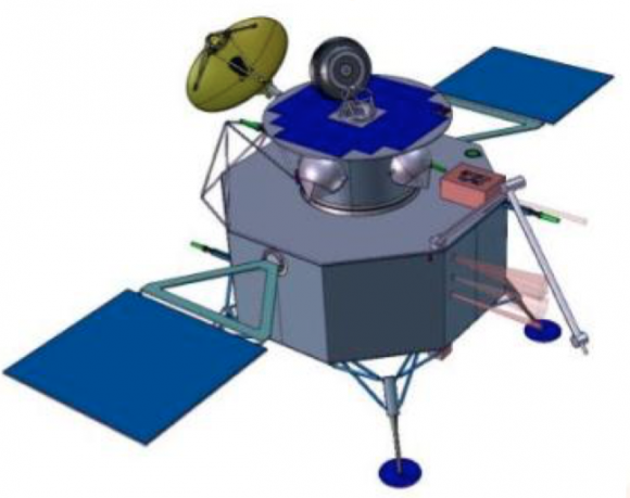 Diseño original de PHOOTPRINT (ESA).