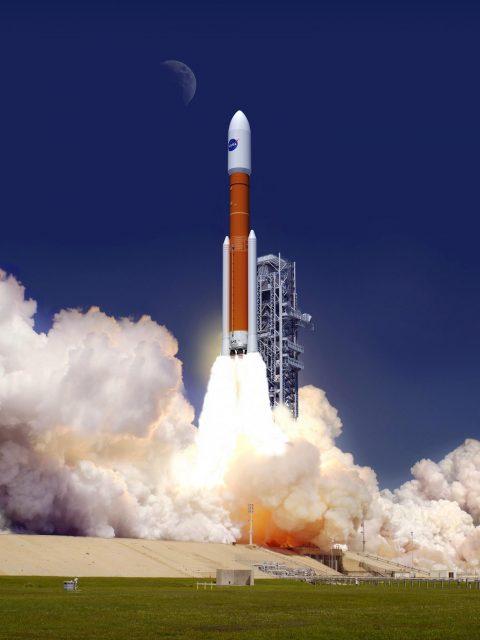 SLS Block 2 (NASA).