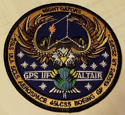 Escudo de la misión (collectspace.com).