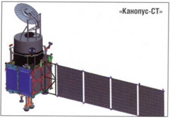 Kanopus-ST (VNIIEM).