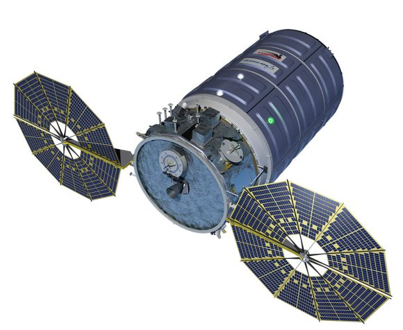 Cygnus OA-4 (NASA).
