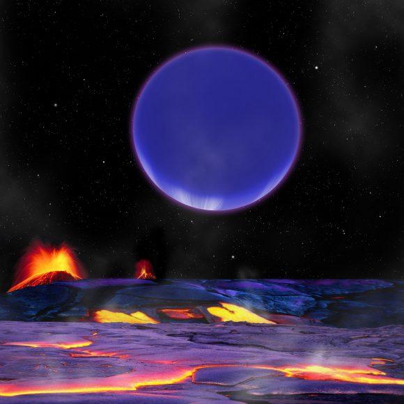 Los planetas cercanos del sistema Kepler-36 (NASA).