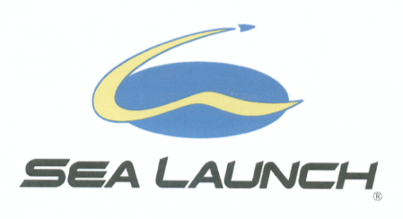 Logo original de Sea Launch (Sea Launch).
