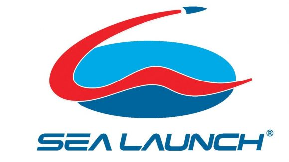Logo actual de Sea Launch (Sea Launch).