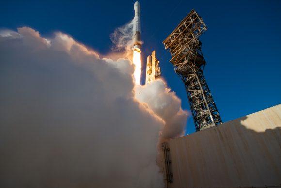 Lanzamiento del GPS IIF-12 (ULA).