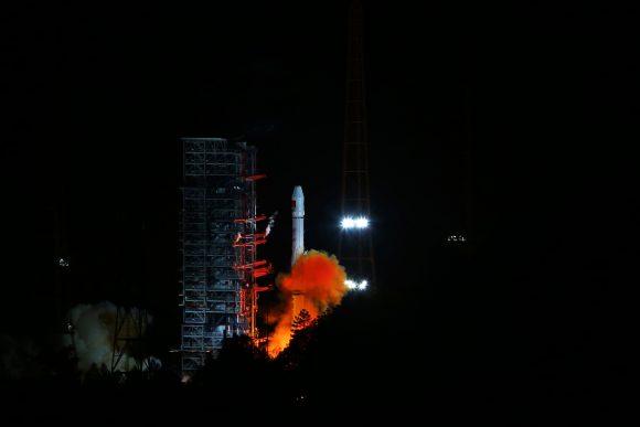 Beidou 22 (Xinhua).