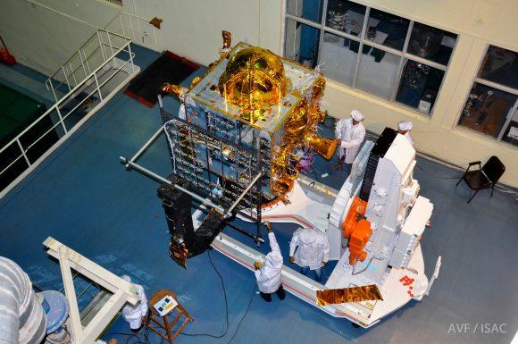 IRNSS-1G (ISRO).