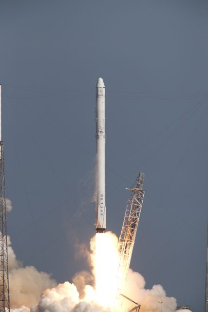 SpaceX/CRS-8 Liftoff