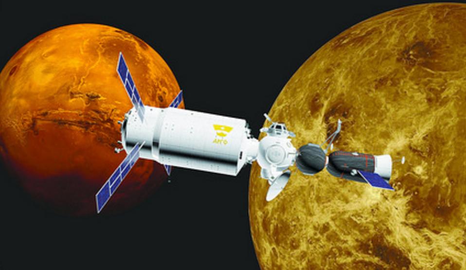 Resultado de imagen de Misiones tripuladas a Marte y más allá
