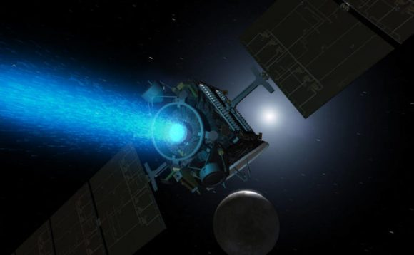 Sonda Dawn (NASA).