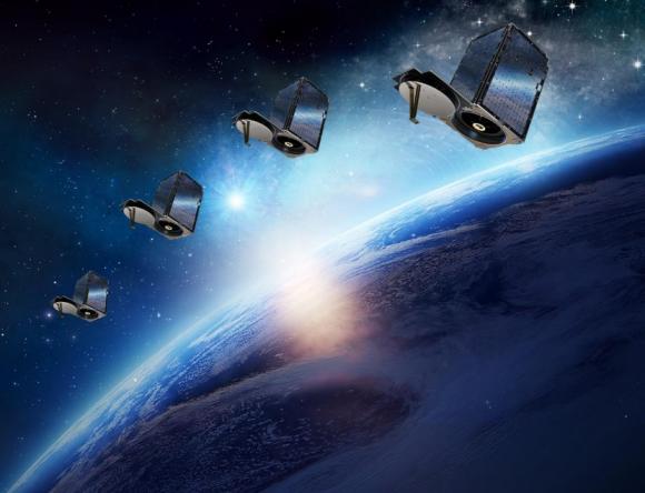 SkySats (Arianespace).