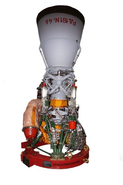 Motor RD-181 (NPO Energomash).