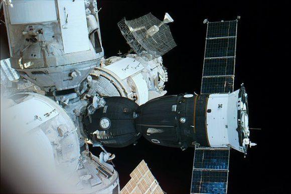 Soyuz TM (NASA).
