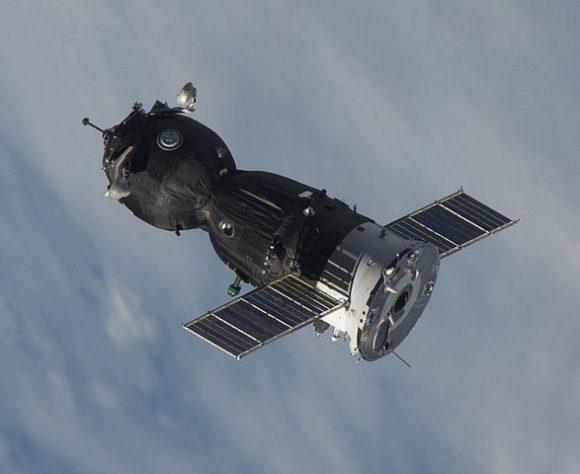Soyuz TMA (NASA).