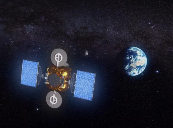 SODA estará situado en el punto L1 y observará los alrededores del hemisferio diurno