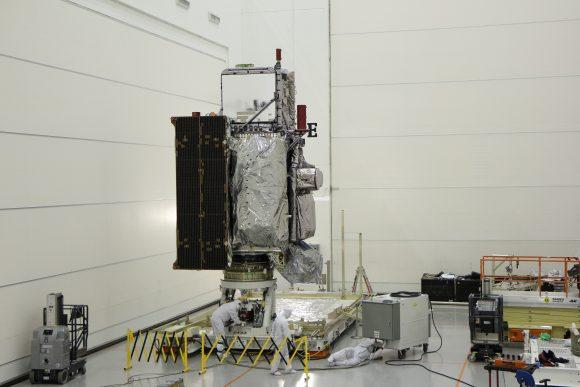 El GOES R (NASA).