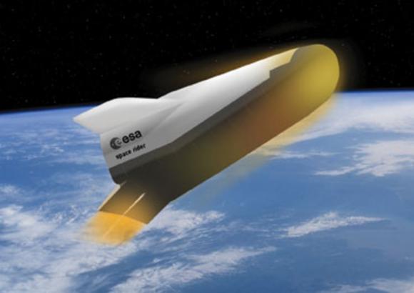 Spacer Rider, el IXV 2.0 (ESA).