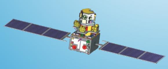 Resourcesat 2A (ISRO).