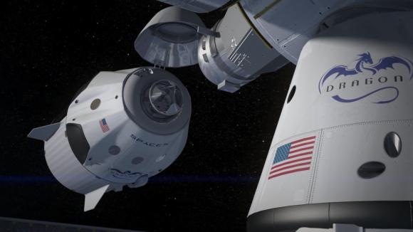 Este año SpaceX podría probar su Dragon V2 en órbita sin tripulación (SpaceX).