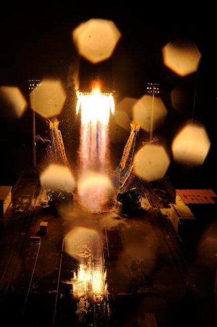 SmallGEO HIPARSAT 36W-1