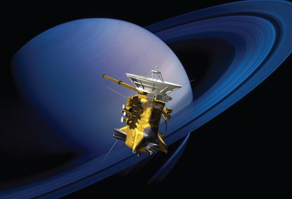 Adiós a la misión Cassini (NASA).