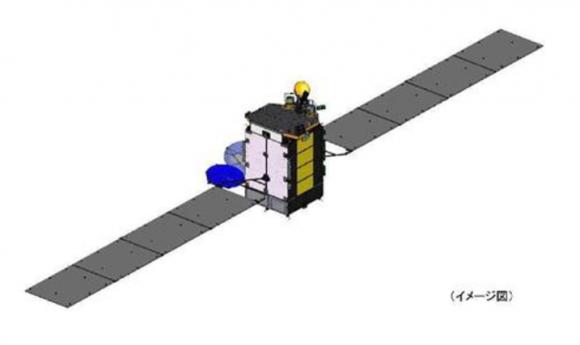DSN 2 (JAXA).