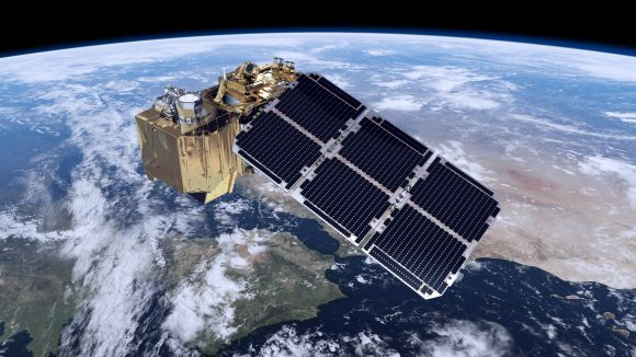 Sentinel 2B de la ESA (ESA).