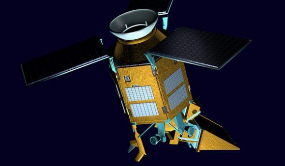 Satélite Sentinel 5P de la ESA (ESA).