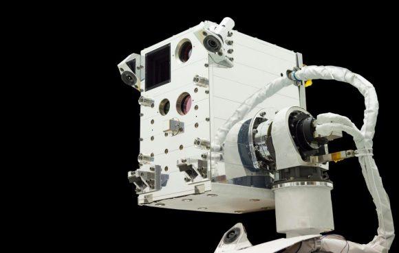Plataforma de observación Raven de la NASA (NASA).