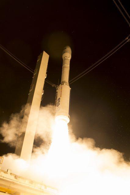 Lanzamiento de la misión VV09 (Arianespace).